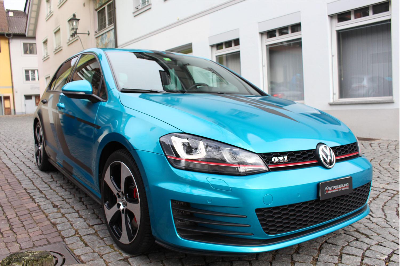 Golf 7 GTI Design folierung