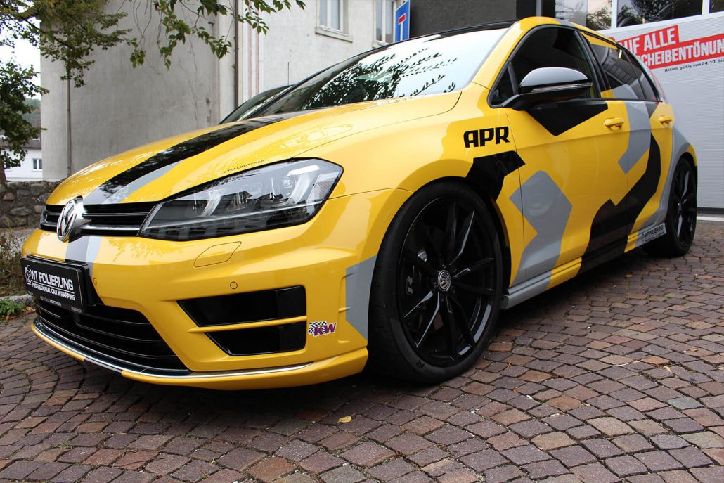 Volkswagen Golf Gti Apr Stage3 Wtfolierung