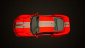 Chevrolet Camaro Streifen